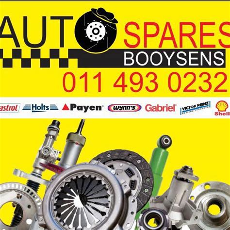 Auto Spares Booysens • Info, Contact & Address • ePages