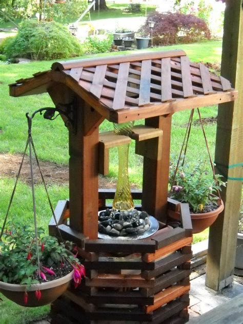 Backyard Well by Solar Energy Products And Diy In The Garden Lecture Image