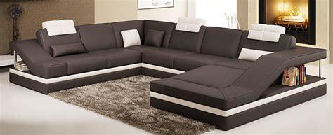 Xxl Couch Leder  Angebote Auf Waterige
