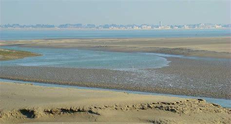 chambres d hotes a fort mahon plage photo la baie de somme vue du hourdel 2840 diaporamas