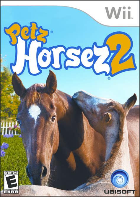 petz horsez  gamespot