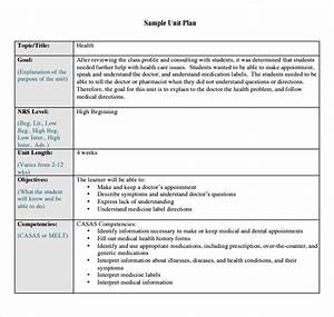 Free, 8, Unit, Plan, Templates, In, Samples, In, Pdf