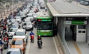 Hanoi: other vehicles could use BRT lanes