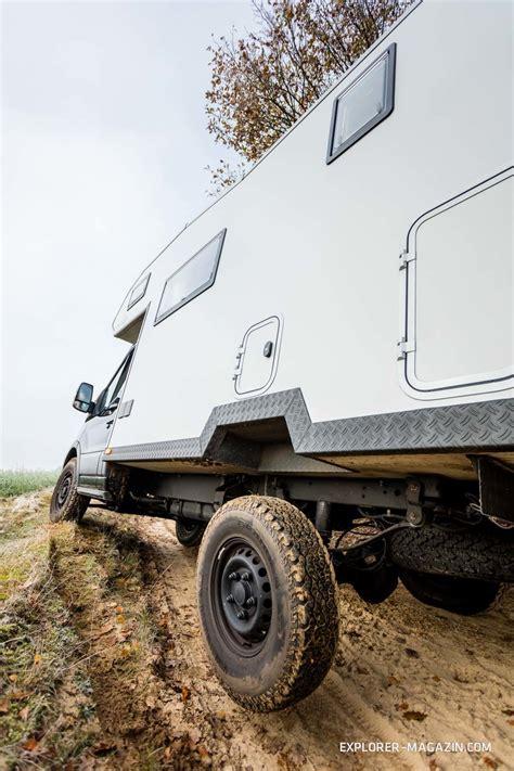 probefahrt ford transit  wohnmobil von batariextrem
