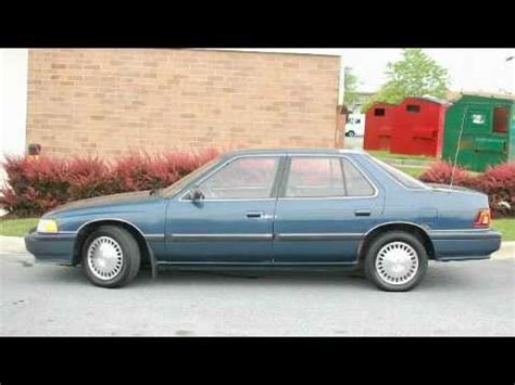 Acura Of Annapolis by Pre Owned 1989 Acura Legend Annapolis Md