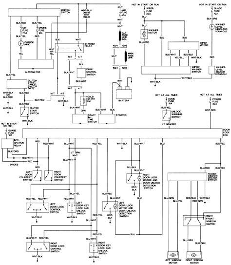 toyota hilux wiring diagram blurts me