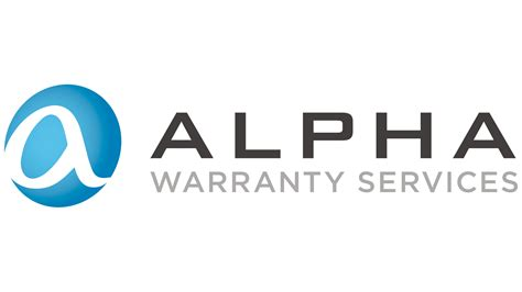 Alpha Warranty Services Launches New Logo and Consumer ...