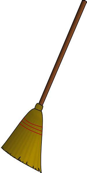 Broom Clip Broom Clip At Clker Vector Clip