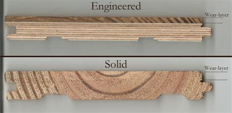 solid wood engineered flooring engineered vs solid wood flooring which is best for me wood floors augusta