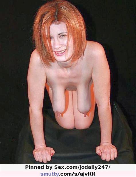 Milf Redhead Amateur Mature Saggy Tits Funbags