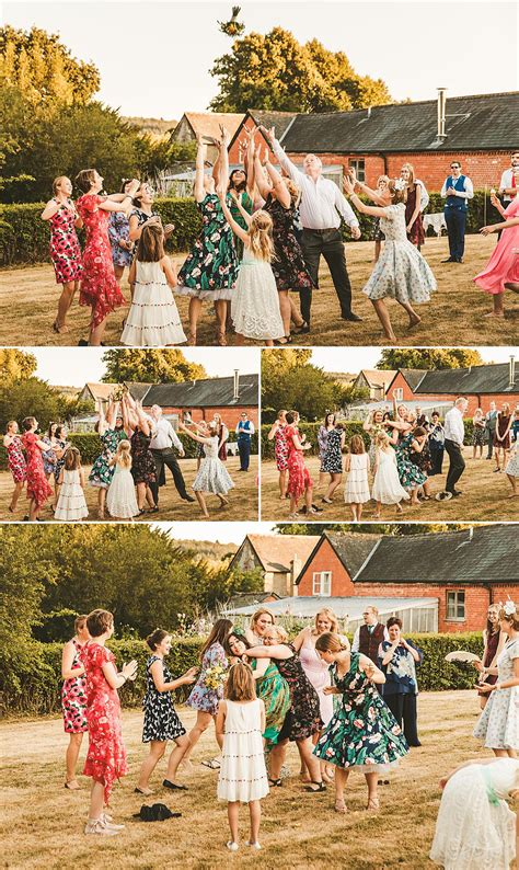 Alternative outdoor wedding Gold Hill Dorset Dorset