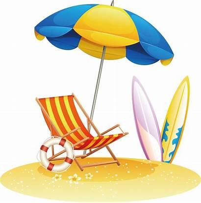 Clipart Beach Sandy Transparent Clip Umbrella Rock