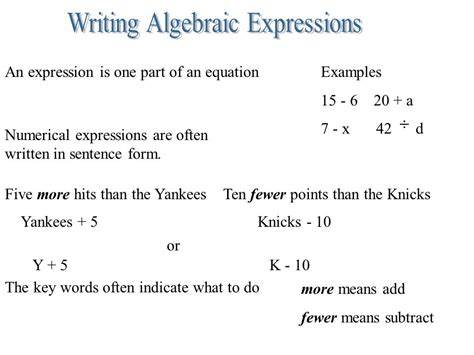 Introduction To Algebra  Ppt Video Online Download