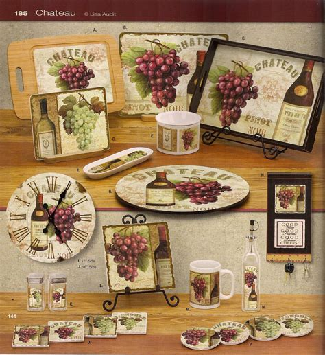 Kitchen Decorating Ideas Themes by Wine Kitchen Decor 181 Wine Kitchen Decorating Ideas