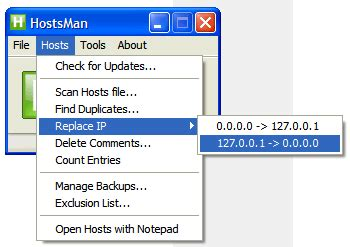 Personal Web Hosts How To Mvps Hosts File Faq
