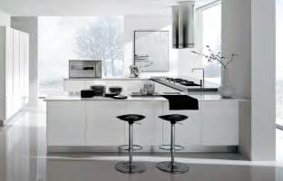 modern white kitchen ideas kitchen amazing modern black and white kitchen design image 4 black and white kitchen design