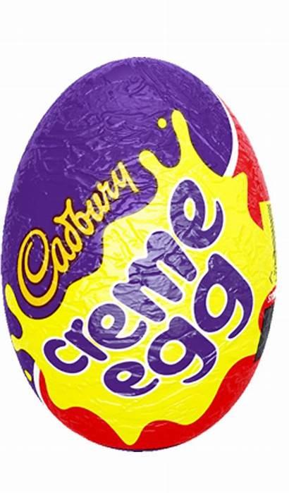 Cadbury Creme Egg Eggs Mini Background Cream