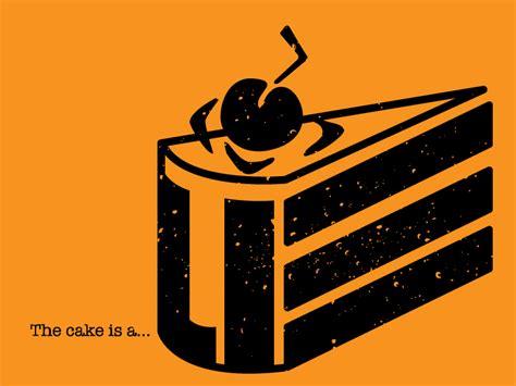 the cake is a lie the cake is a lie danbamford