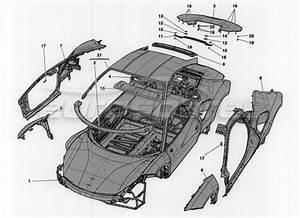 Ferrari 488 Gtb   Parts