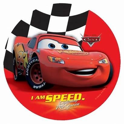 Cars Disney Mcqueen Lightning Birthday Pixar Party