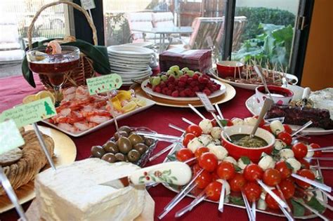 christmas party food ideas buffet 9 best images about shower ideas on easy finger food modern buffet table and food ideas