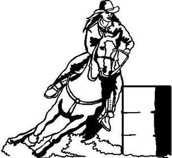 barrel racing horse coloring pages google search barrel racing horse coloring pages horse