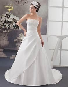 Robe Mariage 2018 : 2018 white ivory luxury vestido de noiva robe de mariage ~ Melissatoandfro.com Idées de Décoration