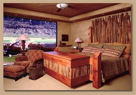 Southwestern Bedroom Furniture by Southwest Style Bedroom Furniture Beds Dressers And