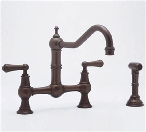 Perrin And Rowe Faucets Canada by Perrin And Rowe Kitchen Faucet Provence Country Bridge Mixer