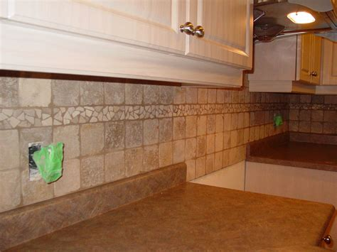 tile backsplash kitchen diy diy kitchen backsplash project tumbled marble diyable 6122