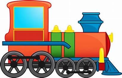 Train Cartoon Transport Vector Illustration Clipart Transparent