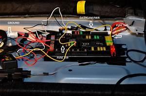 Diy  Hardwired Dashcam W   Parking Mode