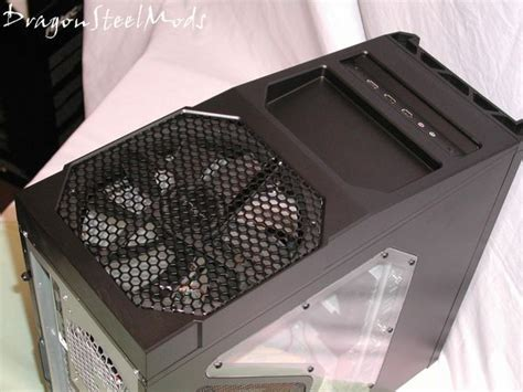 antec 900 top fan antec nine hundred gaming case dragonsteelmods