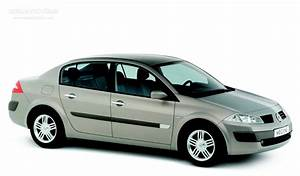 Renault Megane Sedan - 2003  2004  2005  2006