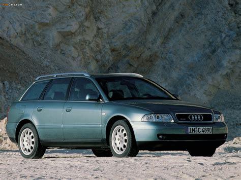 1997 Audi A4 Quattro by 1997 Audi A4 Avant 2 8 Quattro Automatic Related
