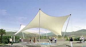 Tensile Membrane Roof Structure Marquee