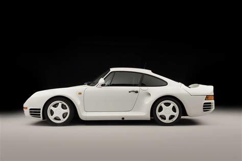 Car Crush Porsche 959 Influx