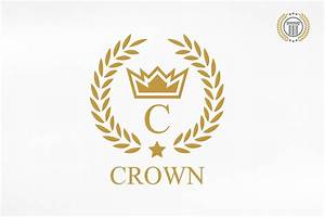Luxury Crown Logo Design | Premium ~ Logo Templates ...