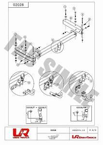 Detachable Towbar   7pin Wiring For Audi A4 Avant Estate