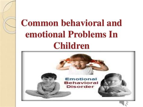 common behavioral and emotional problems in children 329 | common behavioral and emotional problems in children 1 638
