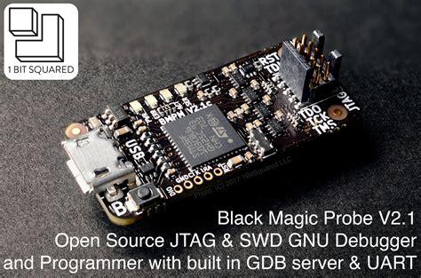 black magic used jtag blackmagic probe has anybody used autonomo sodaq