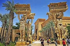 Ancient Egypt Universal Studios Singapore Giant Size