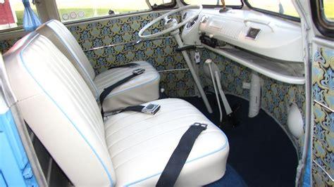 volkswagen van inside 1964 volkswagen bus vanagon 13 window dormobile kombi for