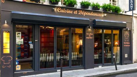 cuisine et dependances cuisine et dépendances in restaurant reviews menu