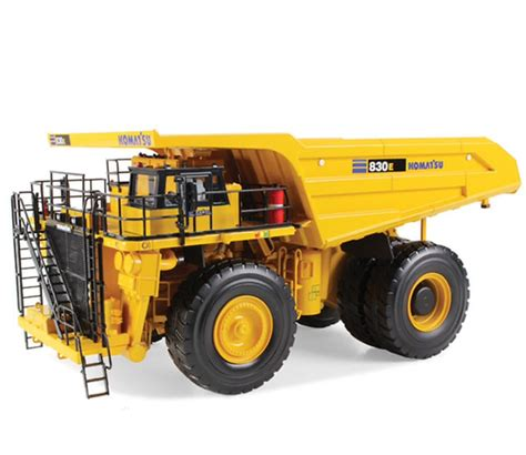camion de extraccion komatsu   gear escala