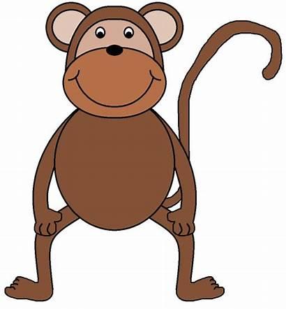 Clip Monkey Clipart Animals Animal Monkeys Baboon