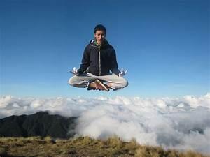 Meditating Above The Clouds  U2013 Website Design And Web