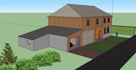 garage bois adosse maison garage bois adosse maison 28 images modele de charpente en bois 1 pente immobilier pour tous