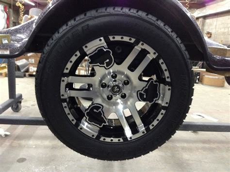 Bass Cat Boat Wheels by Basscat S New 18 Quot Wheels Are Now Available