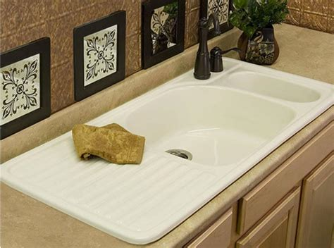 farm sink with drainboard five new options for farmhouse kitchen drainboard sinks